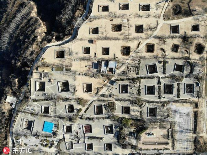 這群人在地下住了4千年,給城裡樓房都不換,最怕下雪天