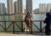 節假日中的長沙梅溪湖