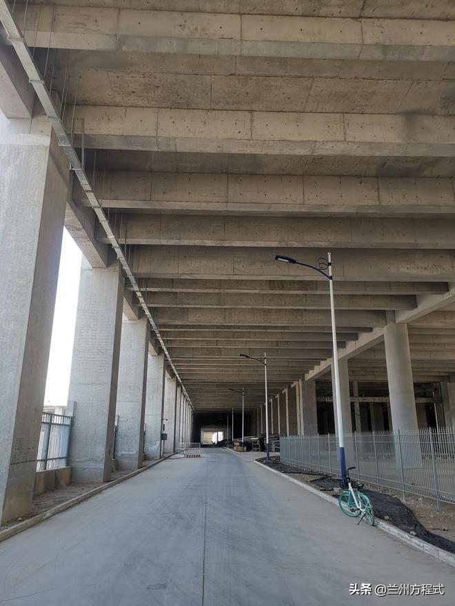 東崗正在修建的這個綜合體 將成為蘭州最早的地鐵商業區之一