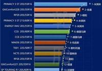 中國最暢銷輪胎榜單(五)——瑪吉斯輪胎MA656