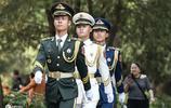 致敬中國軍人!實拍國旗護衛隊訓練,步伐整齊鏗鏘有力