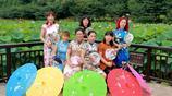 衡陽市區面積最大的溼地公園迎來賞荷最佳季,百餘畝連片荷花怒放迎客
