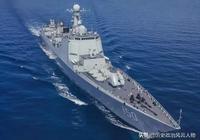 我國最先進的軍艦——中華神盾