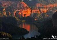 韶關丹霞山,六祖南華寺
