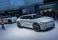 英菲尼迪概念車全球首發,3年內將在國內投產