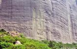 丹崖碧頂,天賜巨石,登後城赤壁,賞赤壁地貌