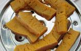南瓜做的美食——南瓜椰蓉小方