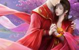 畫江湖之不良人,張子凡、蚩夢、 女帝、姬如雪、李星雲手機壁紙