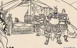 三國335:李典與趙雲一對一單挑,他在趙雲面前能走上幾個回合?