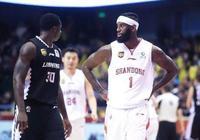 山東大外援NBA首戰22分7板一戰成名,球迷:山東留不住他了