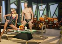 時尚設計師發佈《模擬人生》主題時裝圖片