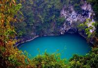 """它是全世界唯一可以水遊的天坑,被專家學者稱為""""世界之窗"""""""