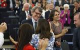 意大利議員大衛-薩索利當選歐洲議會主席 曾為電視臺新聞記者