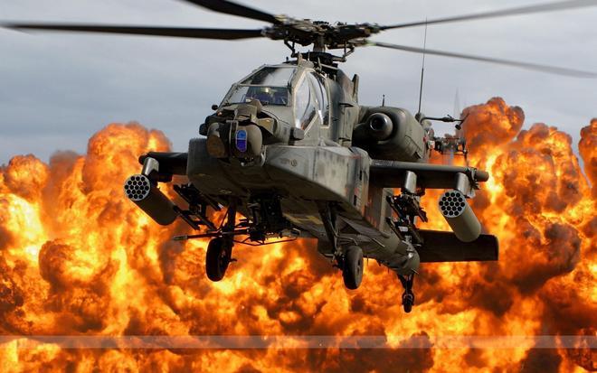 此武裝直升機世界第一 面對簡陋的RPG卻吃了大虧 最後圖亮了