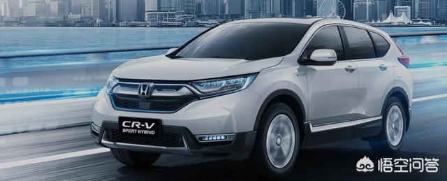CRV2019兩驅舒適版國六、奇駿2019款2.0L CVT舒適2WD,家用哪款好?