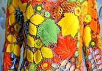 分享幾十款美麗的愛爾蘭鉤花美衣美衫,讓人無法拒絕的美