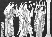 """""""立法女神節"""",古希臘人專門為女性舉辦的節日"""