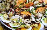 479元一大盆的海鮮,7個姑娘配9個硬菜,半小時就吃到見底了