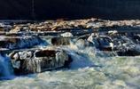 黃河壺口瀑布都被凍住了嗎?看來這個冬季真的很冷!
