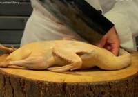 中國廚師刀工視頻讓老外驚了個呆:他們不是在做飯,是在做藝術……