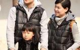 36歲小瀋陽全家近照,女兒顏值大變,老婆瘦身後美的不像話