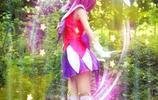 英雄聯盟 COS 魔法少女 拉克絲!