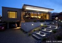 沒去過新西蘭的可以看新西蘭當地的住宅,新西蘭最美家庭住宅之一