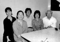 王安憶:1983年母女美國行