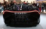 日內瓦汽車沙龍:布加蒂展示了世界上最昂貴的新車!