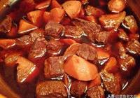 """燉牛肉時,加點""""酒"""",牛肉軟爛入味,做法十分的簡單!"""