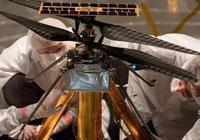 NASA的火星直升機完成了飛行測試