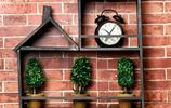 既耐用又能裝飾的鐵藝置物架,絕對是居家生活的好物之選