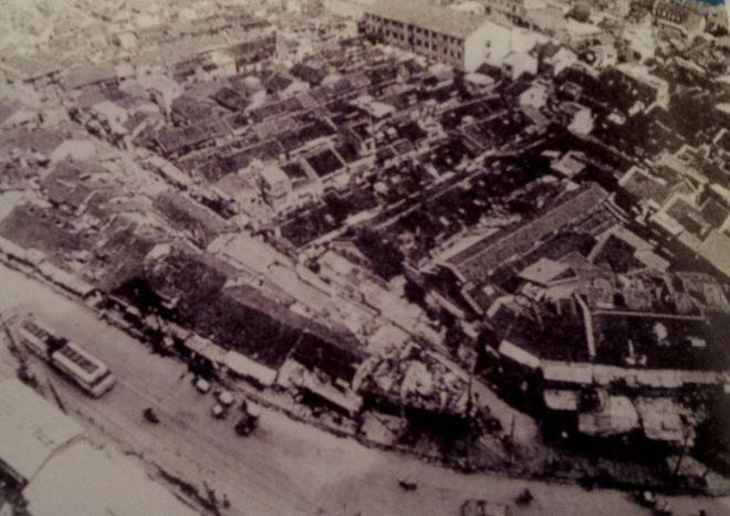 上海記憶之80年代高空俯拍圖集(值得收藏)