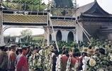 上色老照片:直擊鏡頭下國父的葬禮,出殯日30萬餘人哭隨相送