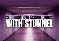使用 stunnel 保護 telnet 連接