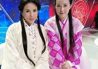 哪有什麼不老女神,周海媚李若彤同臺錄節目,兩人都老了!