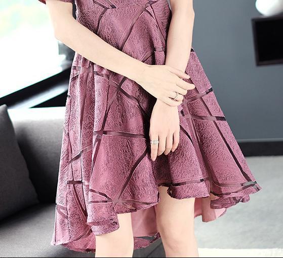 """女人腿那麼美,別總穿褲子,瞧這新款""""A字裙"""",顯高顯嫩賊迷人"""