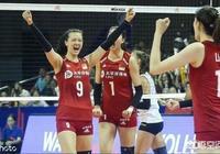 世聯賽第一局中國女排25:18贏了保加利亞,朱婷首發,張常寧打接應,你怎麼看?