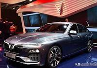 買A6L後悔了!越南豪車將上市,與寶馬同平臺,50萬逼格僅賣17萬