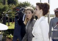 史無前例的王室婚典:平民出身的摩洛哥王妃