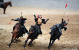 穿越到古戰場,且看好漢秦瓊
