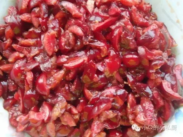櫻桃果醬的做法