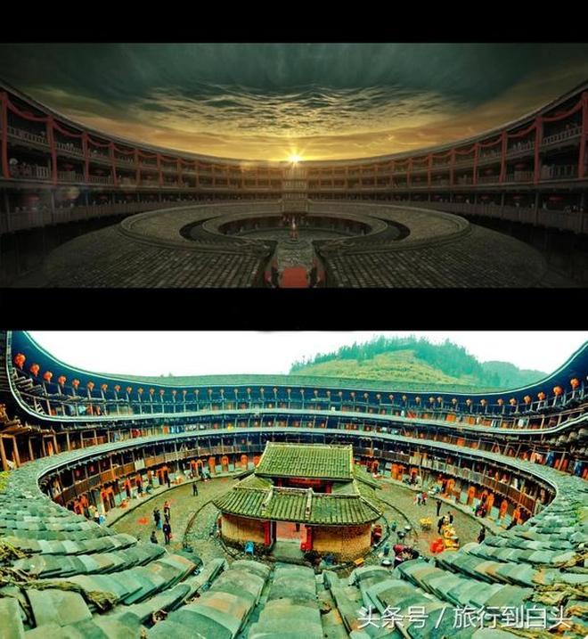 南靖土樓——跟著《大魚海棠》去旅行