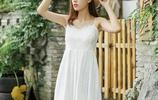 高檔連衣裙,比棉麻連衣裙清爽,比雪紡連衣裙透氣