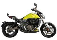 國產復古摩托,彩屏儀表,國四排放,博世ABS系統,配滑動離合器
