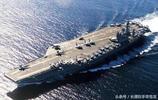 威力強大的美軍航母