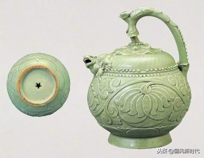 國家寶藏陝西曆史博物館的十大鎮館之寶