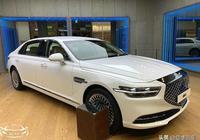 最貴韓國車,顏值不輸寶馬,空間不輸慕尚,這價格你買賬嗎?