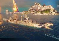 戰艦世界萬聖節特殊戰艦——正與邪