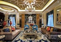 杭州尚層別墅裝飾|新古典別墅裝飾風格